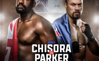 Dereck Chisora faces Joseph Parker spider bite Unfinished Business next fight heavyweight who wins tale of the tape preview predictions channel box office ppv sky sports number david haye who wins venue where will it be held matchroom