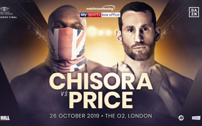 Predictions for Derek Chisora vs David Price