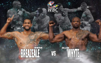 Dillian Whyte vs Dominic Breazeale
