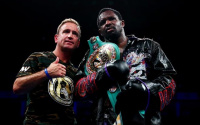 Dillian Whyte splits from long-term trainer Mark Tibbs