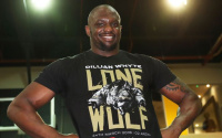 Dillian Whyte still training for Alexander Povetkin fight on May 2