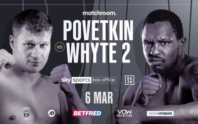Matchroom unveil packed schedule for 2021 Josh Warrington, Josh Kelly, Dillian Whyte, Lawrence Okolie and Conor Benn feature
