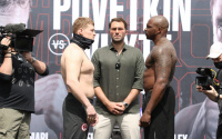 Dillian Whyte vs Alexander Povetkin official weights and running order what time start ringwalks sky sports facebook page live stream links oddschecker dazn app