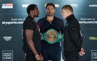 Press conference quotes: Dillian Whyte talks about getting in shape for Povetkin fight and admits either fighter could score an early KO