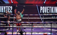 Dillian Whyte gets his revenge against Alexander Povetkin who won watch tko ko round four 4 youtube results full fight rport chris kongo nick webb mckinson gibralter wbc fury joshua next