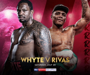 Predictions for Dillian Whyte vs Oscar Rivas