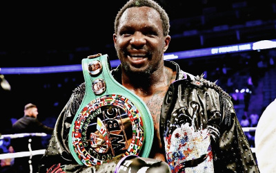 Dillian Whyte WBC interim champion mandatory challenger Wilder February 2021