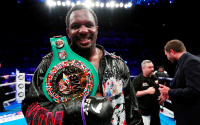 Dillian Whyte could be back on December 7 in Saudia Arabia Andy Ruiz Jr vs Anthony Joshua rematch next fight