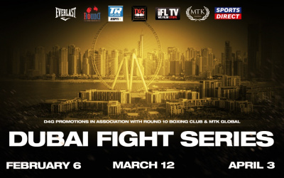 Lee McGregor vs Karim Guerfi rescheduled for February 6 european title dubai fight series ifl tv where to watch live stream links details how