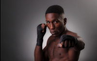 Ekow Eussuman English welterweight champion