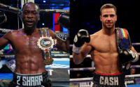Frank Warren wins purse bids for Denzel Bentley vs fight time date tv channel by sports box Rec channel number Eddie Hearn Matchroom who wins predictions Felix Cash British and Commonwealth Middleweight title fight