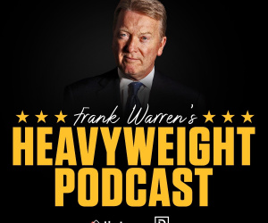 Frank Warren launches new podcast - Episode 1 features Tyson Fury and is available now