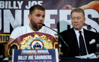 Billy Joe Saunders drug cheat