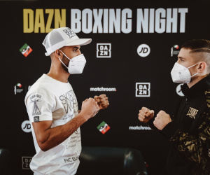 European super-bantamweight champion Luca Rigoldi vs Gamal Yafai press conference quotes what time start tv channel how to watch oddschecker betting odds best bets ringwalks predictions preview tale of the tape