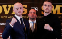 George Groves vs Callum Smith fight time, date, TV channel, undercard, schedule and venue
