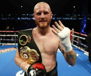 George Groves retires