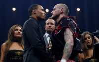 George Groves v Chris Eubank