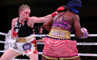 Hannah Rankin dismisses Savannah Marshall win over Claressa Shields preview prediction highlights results reports