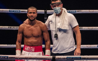 After training alongside Michael Conlan and Josh Kelly, Harlem Eubank is planning on showing improvements against Daniel Egbunike fight time date tv schedule ifl tv espn what number oddschecker betting odds best bets
