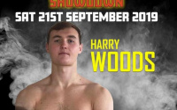 Harry Woods vs Victor Edagha