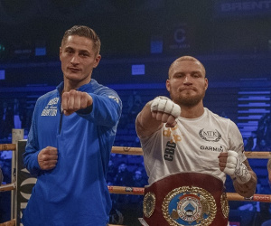 Hosea Burton questions whether Ricards Bolotniks can get through the first round with him golden contract mtk latvia september where how to watch tv live stream channel what date time