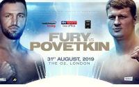 Hughie Fury vs Alexander Povetkin preview
