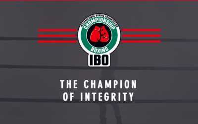 IBO release March 2021 Female rankings champion mandatory rachel ball world next fight ed levine