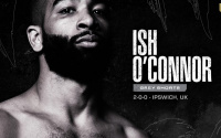 Ish O'Connor replaces injured Aaron Collins in Ultimate Boxxer