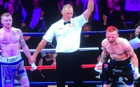 English champ Jack Flatley will provide chief support on Channel 5 show