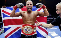 James DeGale retires