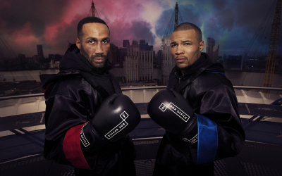 James DeGale vs Chris Eubank Jr