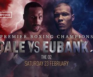 James DeGale vs Chris Eubank Jr fight time, date, TV channel