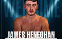Unbeaten middleweight James Heneghan joins Frank Warren's Queensberry Promotions wirral pro career amateur record highlights boxrec who is he next fight time date tv