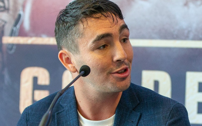 Jamie Conlan appointed Vice President of MTK Global