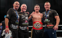 Jay Harris hopes victory over Marcel Braithwaite could set up another world title shot julio cesar martines what time start ringwalks oddschecker betting odds best bets preview prediction