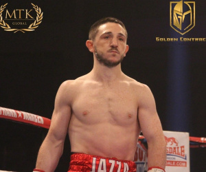 Jazza Dickens Liam Conroy Bob Ajisafe Oliver Joyce MTK Golden Contract tournaments