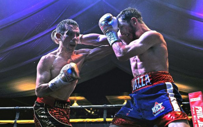 Jazza Dickens vs Martin Ward