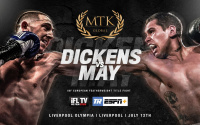 Jazza Dickens vs Nathaniel May