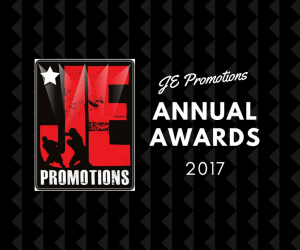 JE Promotions Annual Awards