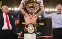 Joe Cordina reveals how close he believes he is to world title fights