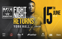 Joe Joyce vs Richard Lartey