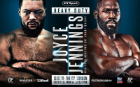 Joe Joyce vs Bryant Jennings