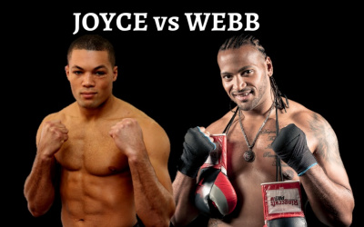 Joe Joyce vs Nick Webb