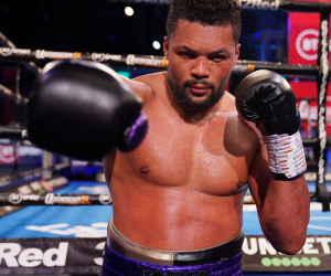 Joe Joyce says bookies are 'mad' for favouring Daniel Dubois over him
