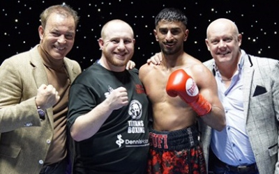 John Fewkes vs Glyn Rhodes Kane Salvin and Sufyaan Ahmed fight date time tv channel how to watch Pupil and master go head-to-head