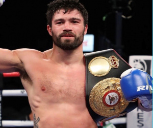 John Ryder defeated Mike Guy via unanimous decision on Golovkin-Szeremeta card america who won watch live results report canelo callum smith rematch trainer points youtube full fight