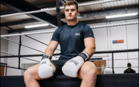 Heavyweight Johnny Fisher debut fight and opponent announced date mark tibbs amateur record nine kos ten 10 wins Saturday February 20 sse arena sky sports