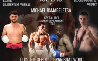 Jolly Boys boxing shows 2019 – Dates, fights, venues Joe Eko vs Michael Ramabeletsa
