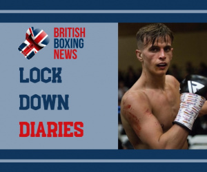 Lockdown Diaries – Jonathan Walsh