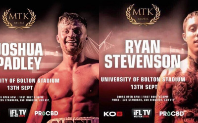 JE Promotions duo Ryan Stevenson and Josh Padley continue winning streak